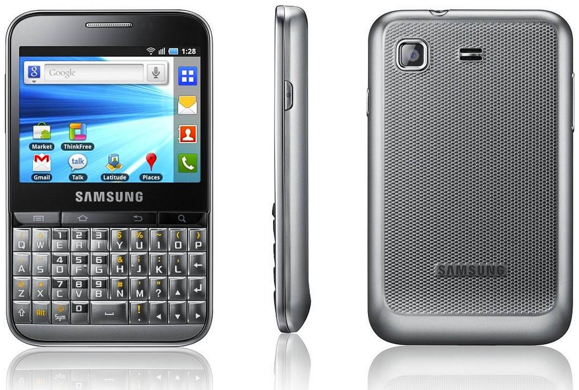 Samsung aduce Galaxy Pro din martie