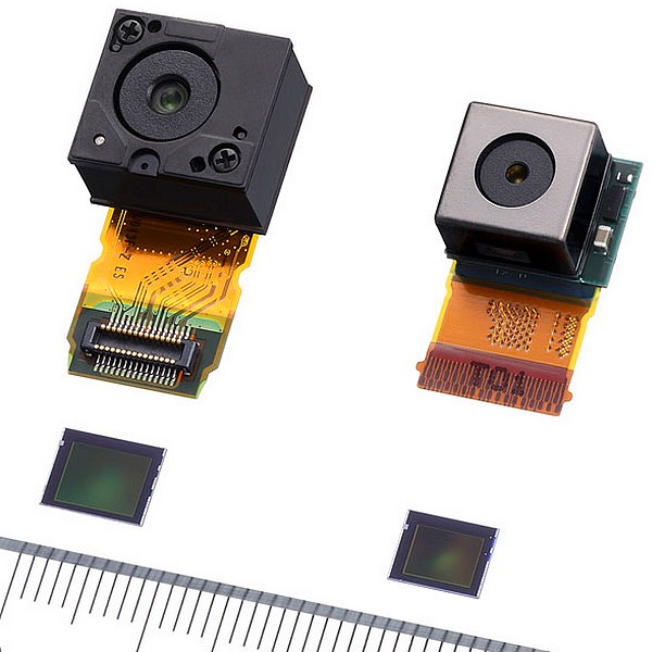 Promisiuni: senzor de 17,7 MP in telefoanele Sony