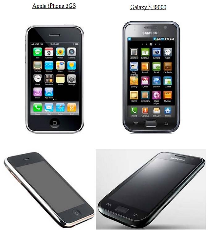 """Apple a dat in judecata Samsung pentru """"lipsa de imaginatie"""""""
