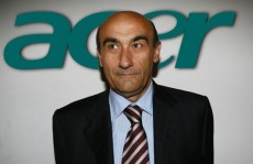 Gianfranco Lanci, acer Gianfranco Lanci, ceo acer
