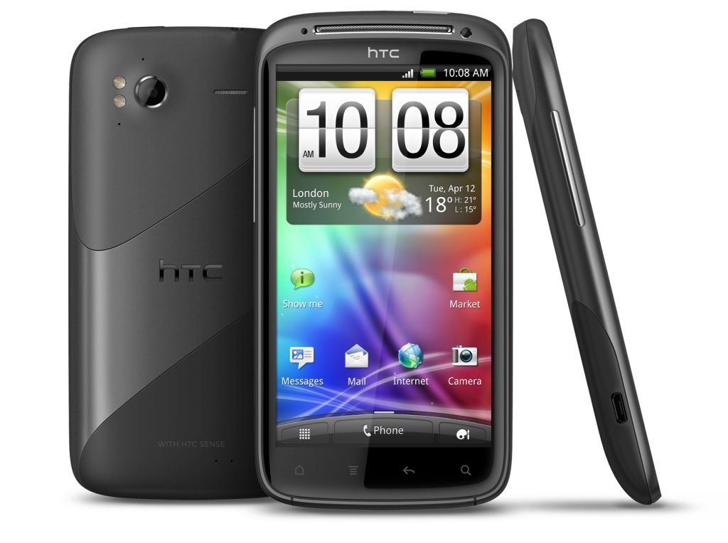 HTC anunta un supertelefon multimedia – HTC Sensation
