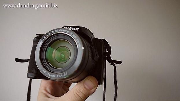 Nikon P500 – camera foto mega-zoom