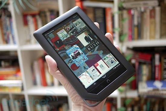 tablete, Barnes and Noble, Nook Color, actualizare, firmware