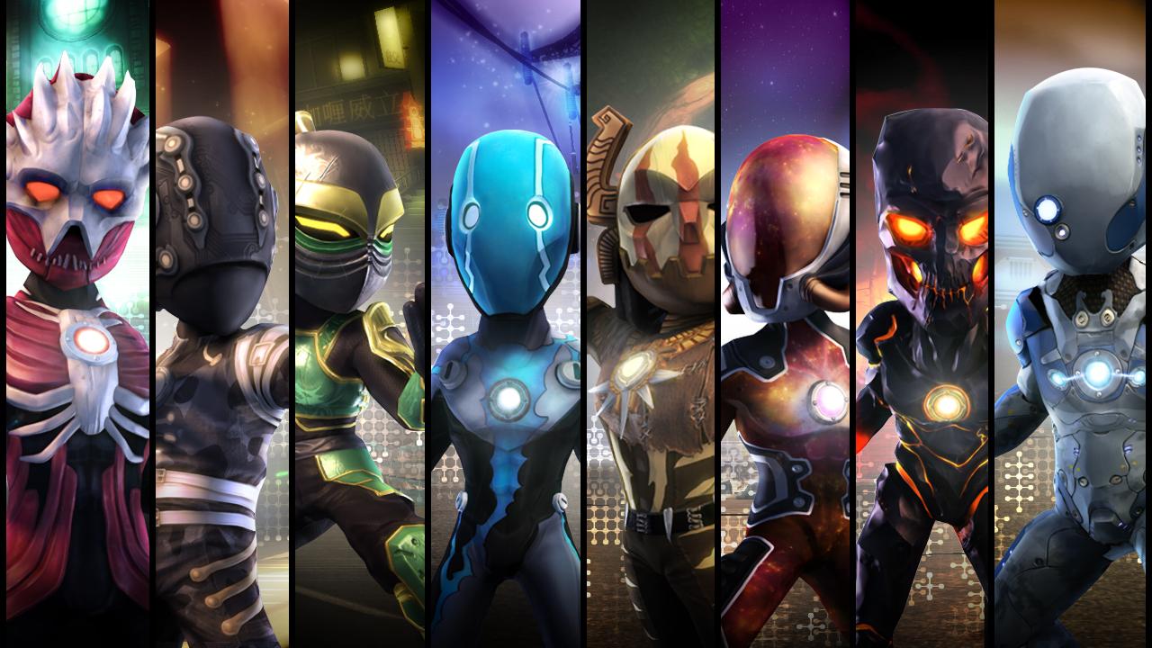 Kinect PowerUp Heroes dezvaluit de Ubisoft