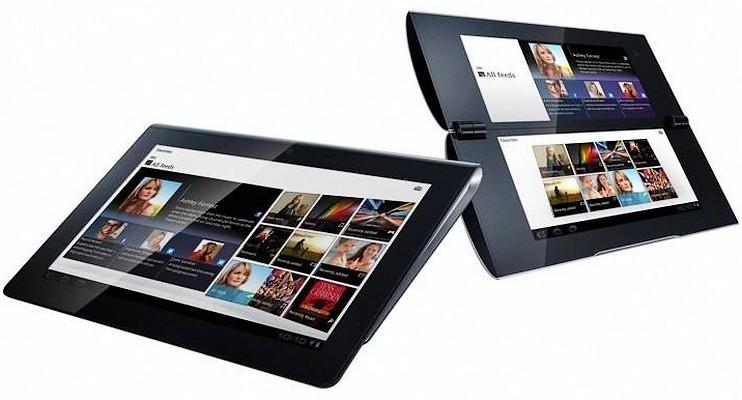 Sony anunta doua tablete [+VIDEO]