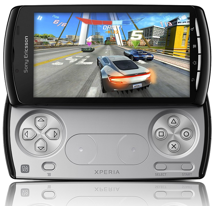 Sony Ericsson Xperia Play e in magazine!