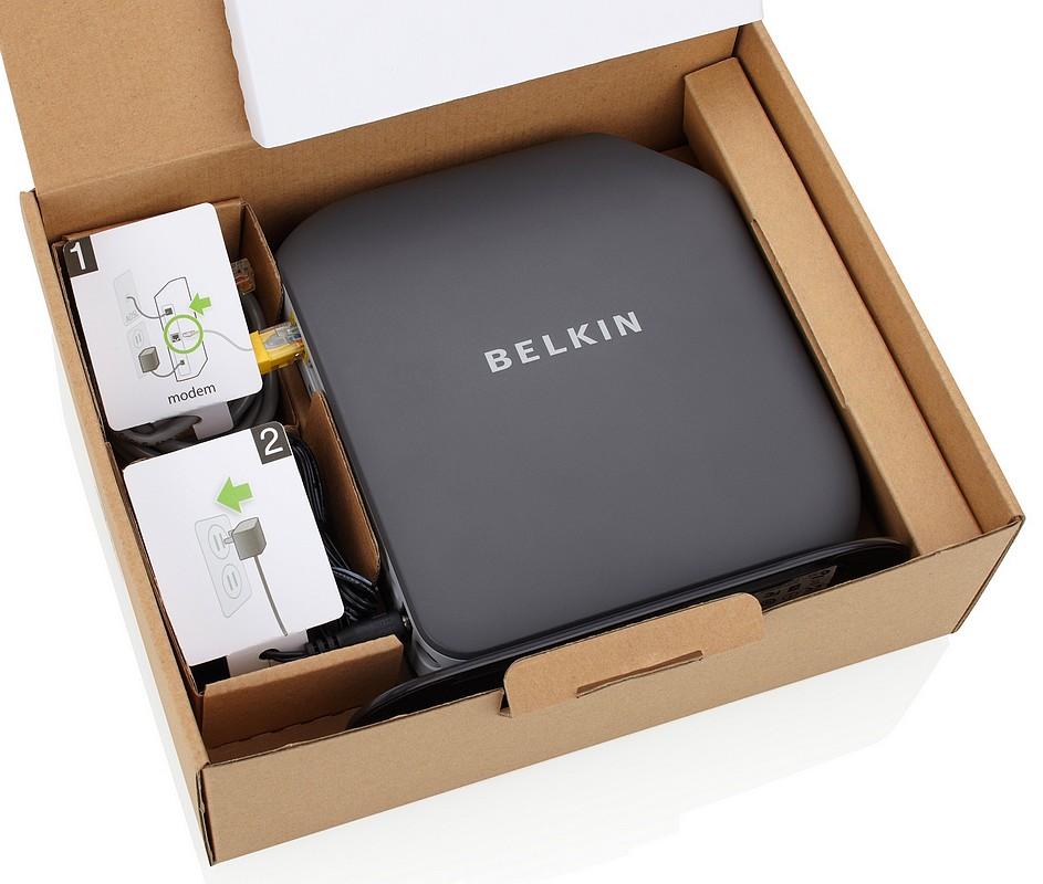 Belkin Play Max, Belkin, Play Max, router Belkin