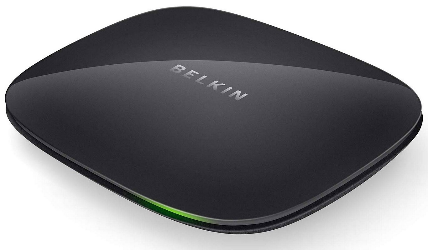 Belkin are adaptorul TV ScreenCast