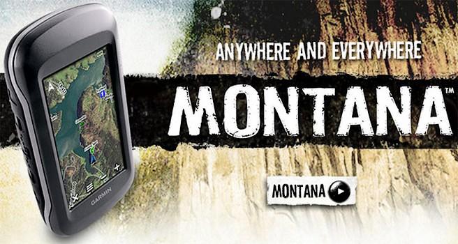 Garmin creeaza un nou GPS pentru padure – Montana