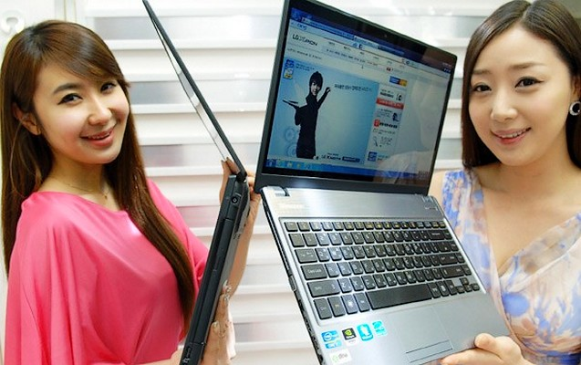 Subtirele si sprintene – noile notebook-uri LG P430 si P530