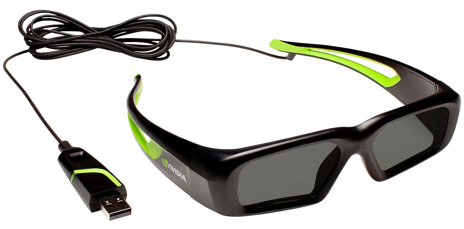 Nvidia a decis: ochelarii 3D Vision au si fir