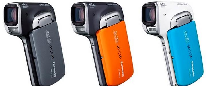 panasonic, Panasonic camera