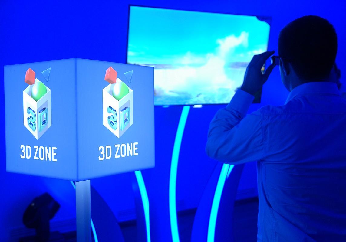 Samsung cu noi serii 3D Smart TV… anuntate, vazute, placute