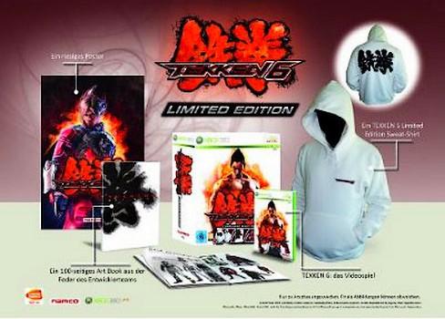 Tekken 6 Limitat in concurs!