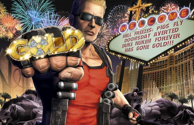 Este oficial: Duke Nukem Forever este FINALIZAT!