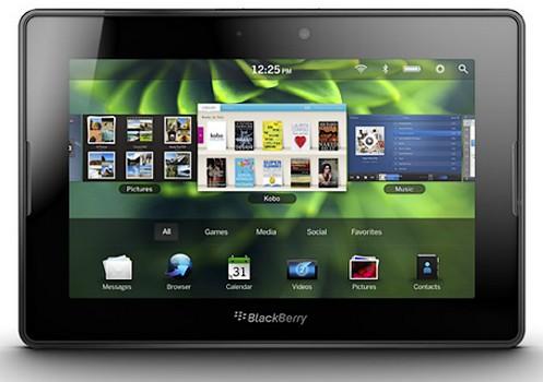 Blackberry Playbook, Playbook