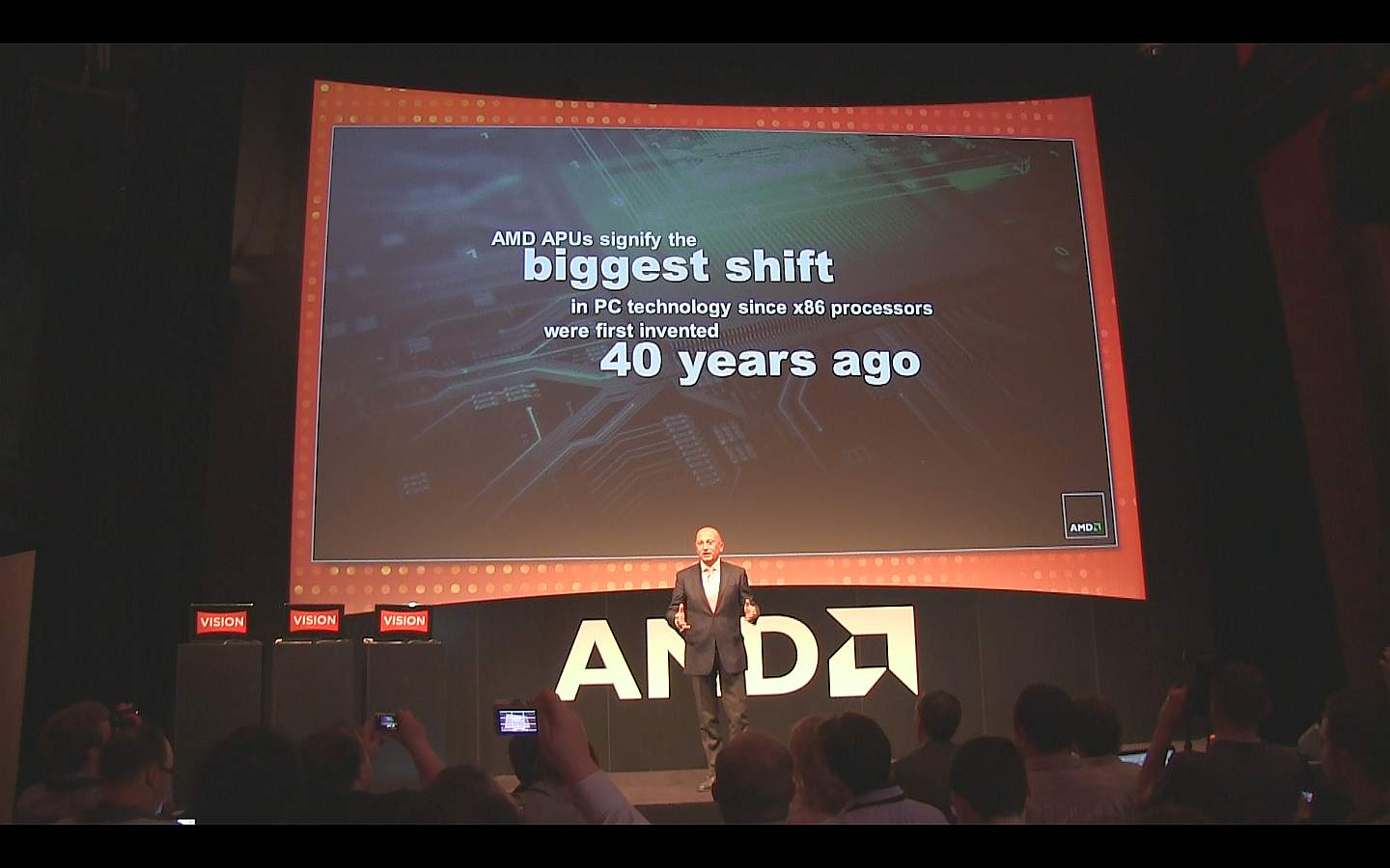 AMD APU – Berlin 2011 [CONFERINTA] [+VIDEO]