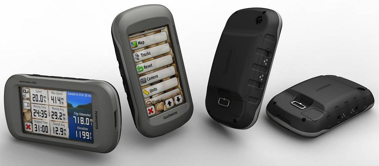 Garmin a lansat un nou GPS cu touchscreen: Montana