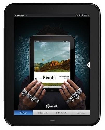 HP Pivot, Pivot