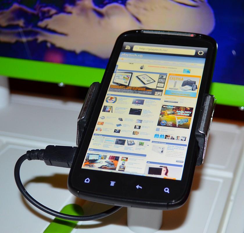 HTC Sensation Vodafone, HTC Sensation