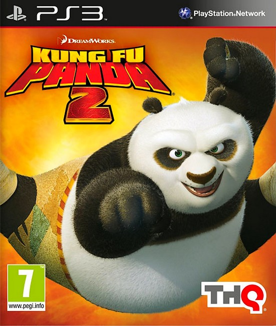 Kung Fu Panda 2, Kung Fu Panda 2 the video game