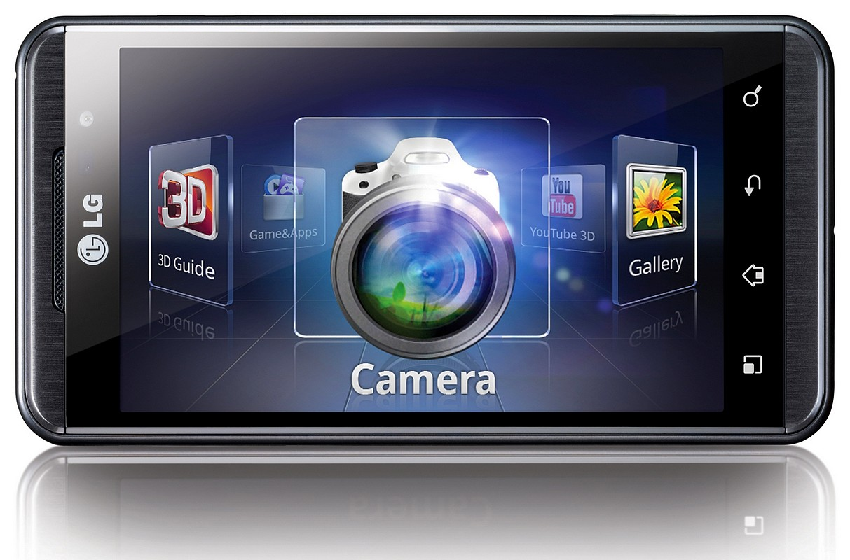 LG Optimus 3D, Optimus 3D, lg 3d