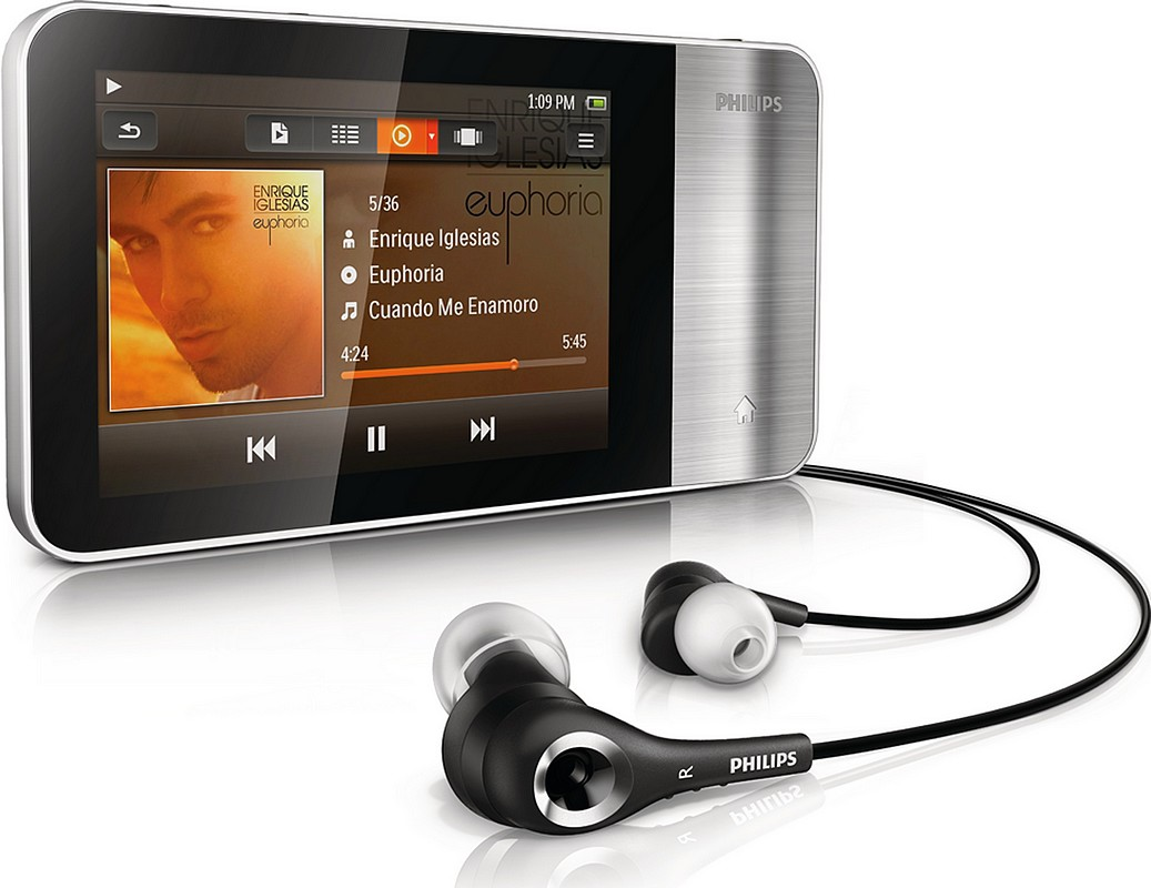 Philips are noi playere audio-video portabile, de la 170 la 600 lei