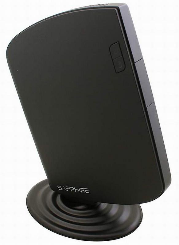 Sapphire EDGE-HD Mini PC, partea a 2-a