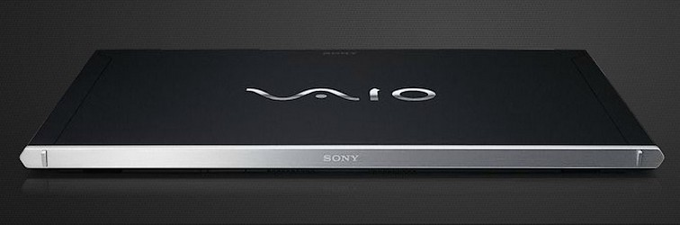 Noul VAIO Z – notebook high-end