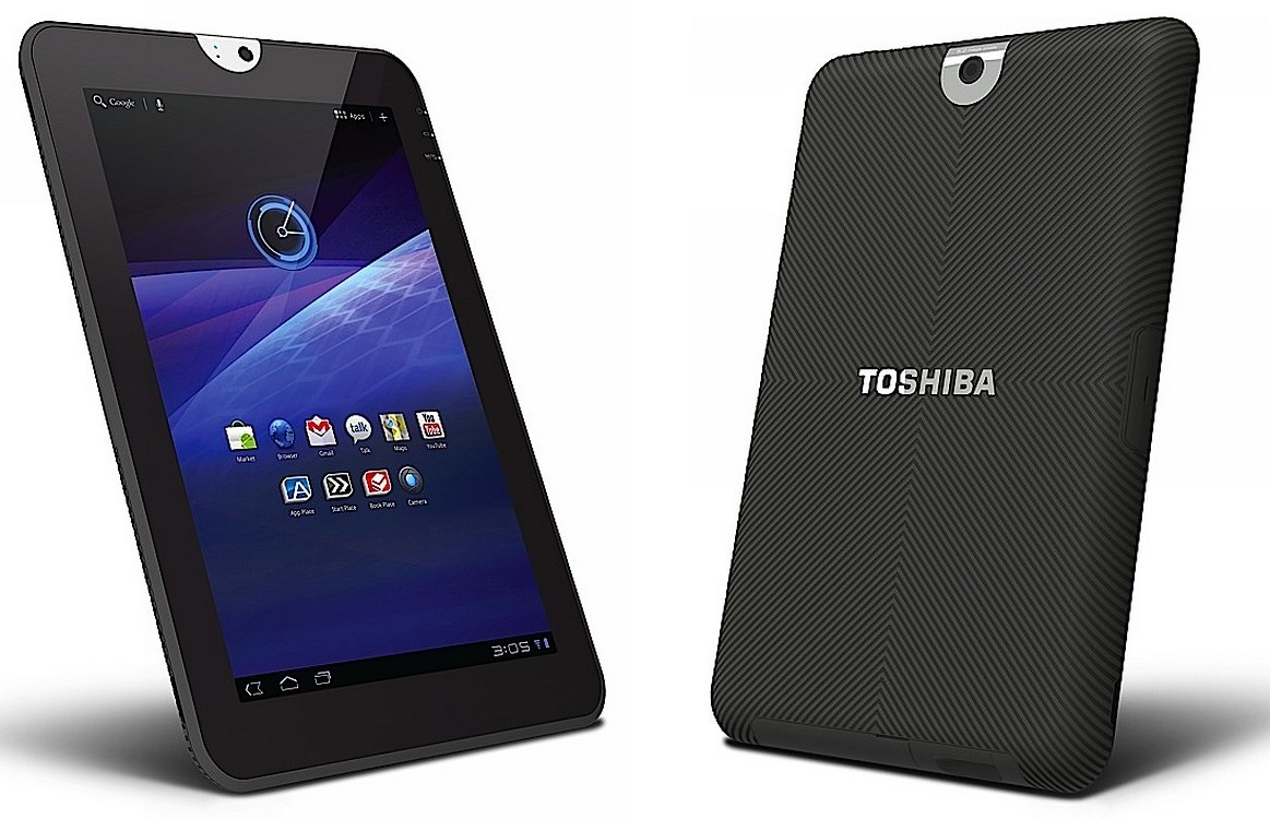 Toshiba face o tableta originala cu Tegra 2: Thrive
