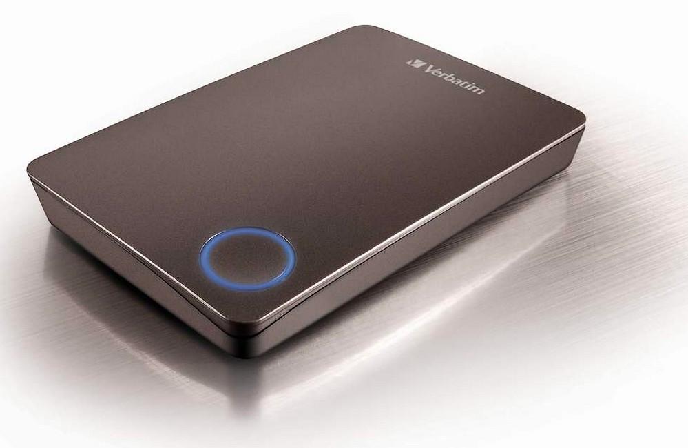 Verbatim lanseaza HDD Store 'n' Go de pana la 750GB