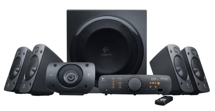 Logitech Z906 – un sistem audio pentru orice situatie [REVIEW]