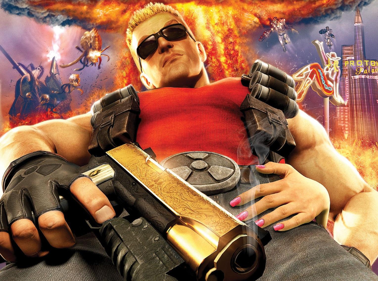 Duke Nukem Forever se lanseaza si in Romania