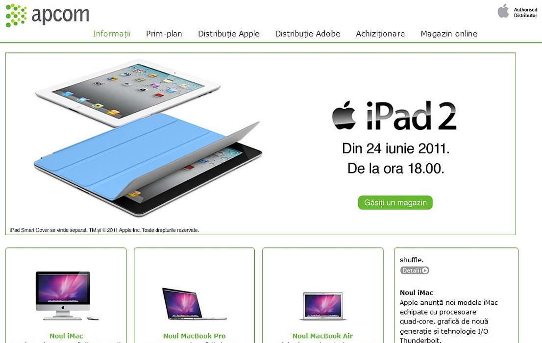 iPad 2, Apcom, apple ipad 2, apcom ipad 2