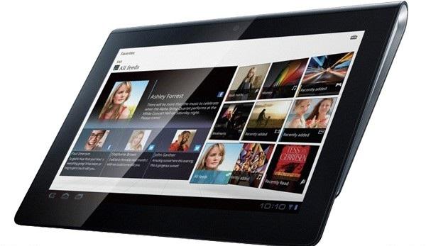 Noi detalii despre Sony Tablet S