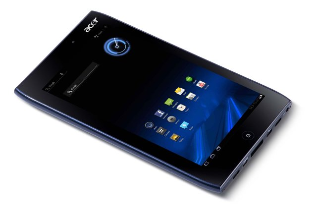 Acer Iconia Tab A100 vine in august