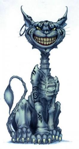 Alice Madness Returns Cat