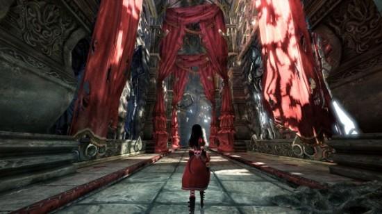 Alice Madness Returns vizual art