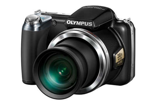Olympus SP-810UZ – O noua camera compacta cu zoom optic 36X