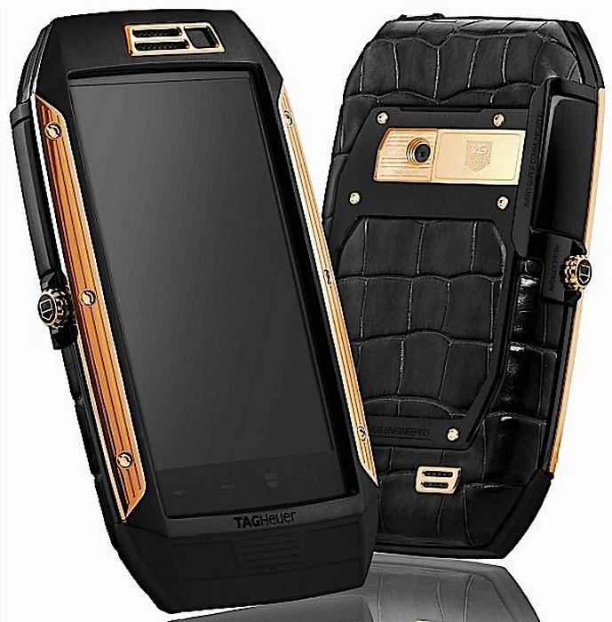 Cand un producator de ceasuri elvetian face smartphone-uri…