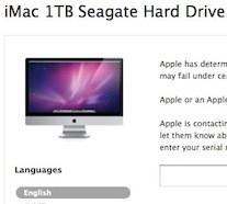 Apple isi cere iMac-urile inapoi, hard disk-urile sunt de vina