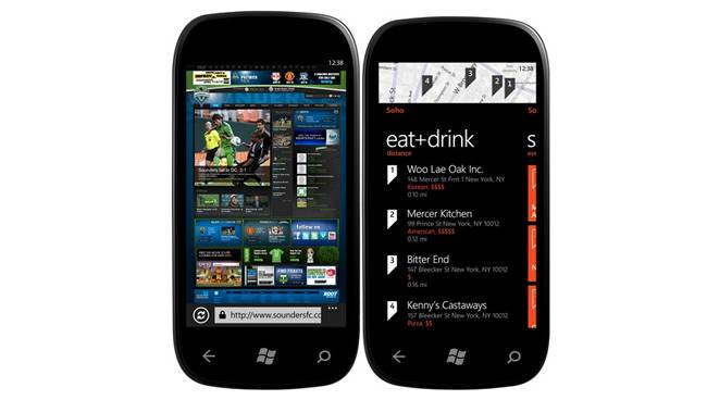 Windows Phone 7 – Mai e putin pana la Mango