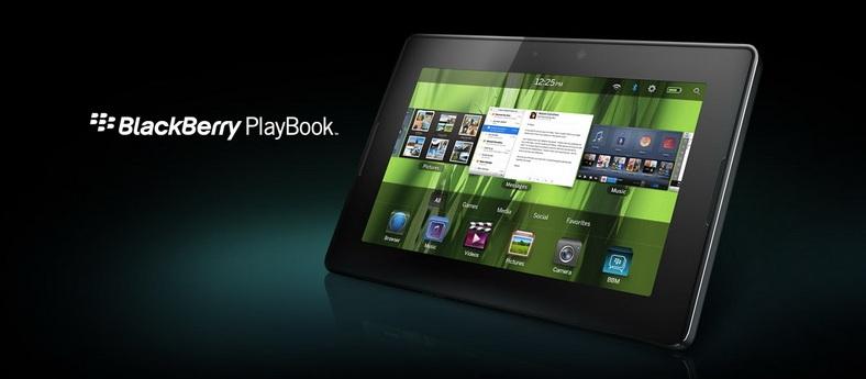 BlackBery pregateste un update important pentru Playbook