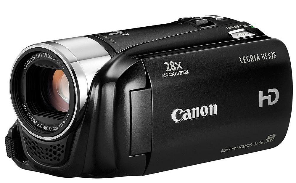 Canon Legria HF R28 – FullHD pentru buzunare mici [REVIEW]