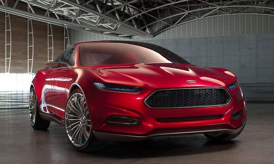 Ford EVOS Concept, Ford EVOS, EVOS Concept, EVOS