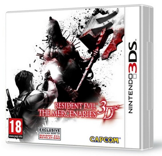 Resident Evil: The Mercenaries 3D a intrat in Romania [+VIDEO]