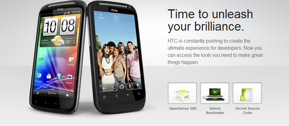"HTC Dev lansat, Bootloader Unlock Tool ""in curand"""