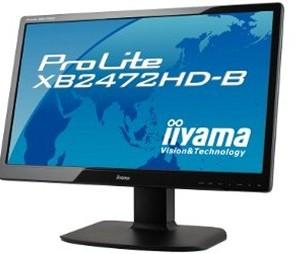 Iiyama lanseaza doua noi monitoare Full HD