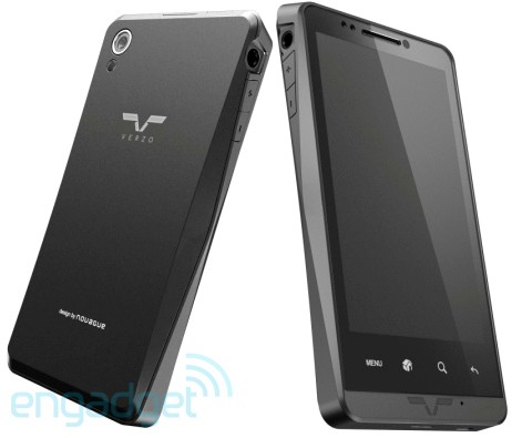 Verzo debuteaza pe piata de smartphone-uri cu noul Kinzo