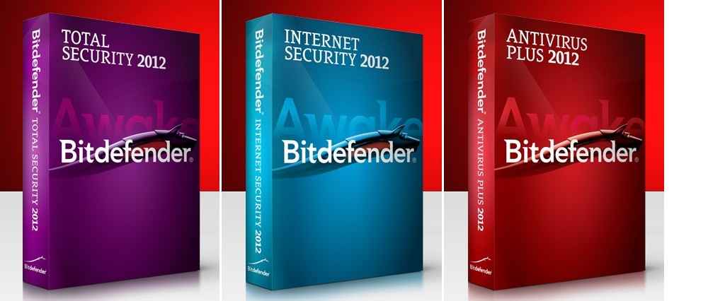 Bitdefender 2012, total security, internet security, antivirus plus